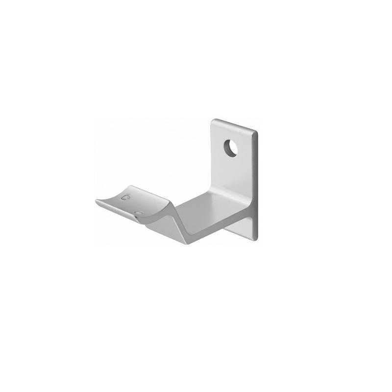 Leuninghouder hol modern alu - beton/steen 0