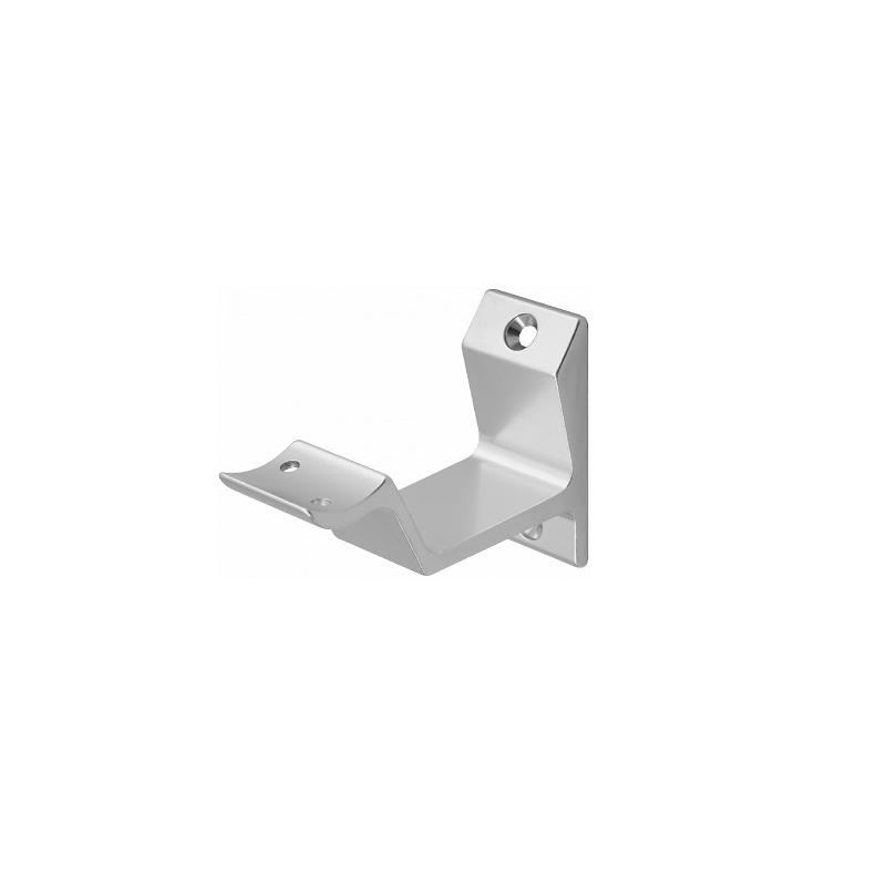 Leuninghouder hol modern alu - hout/gipsplaat 0