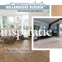 Hollandsche Vloeren folder