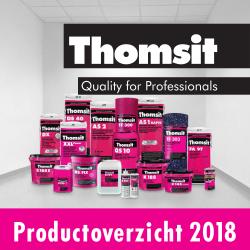 Thomsit catalogus